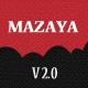 Mazaya Responsive