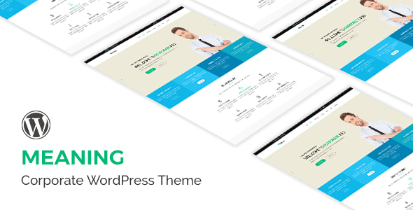 Meaning Preview Wordpress Theme - Rating, Reviews, Preview, Demo & Download