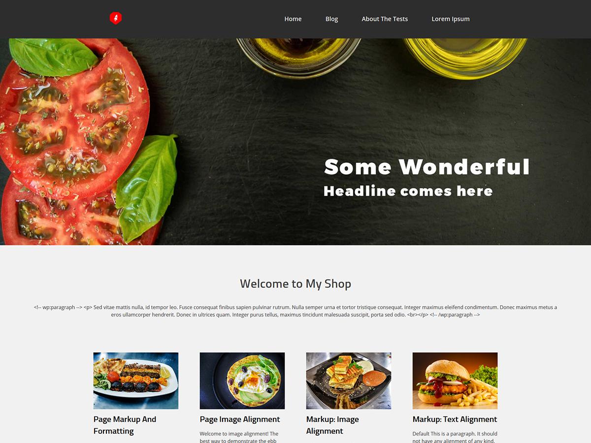 Mereya Preview Wordpress Theme - Rating, Reviews, Preview, Demo & Download