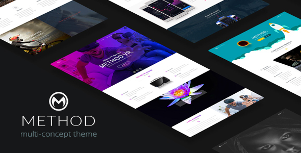 Method Preview Wordpress Theme - Rating, Reviews, Preview, Demo & Download