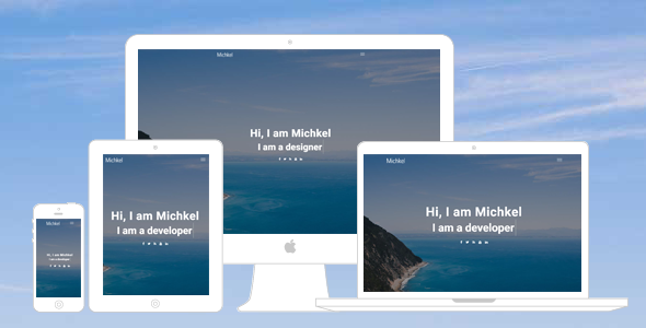 Michkel Preview Wordpress Theme - Rating, Reviews, Preview, Demo & Download