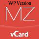 MilZinCard WordPress