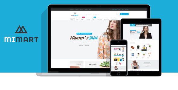 Mimart Preview Wordpress Theme - Rating, Reviews, Preview, Demo & Download