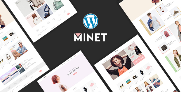 Minet Preview Wordpress Theme - Rating, Reviews, Preview, Demo & Download