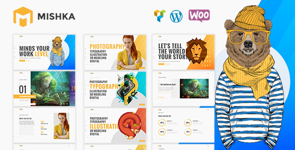 Mishka Preview Wordpress Theme - Rating, Reviews, Preview, Demo & Download
