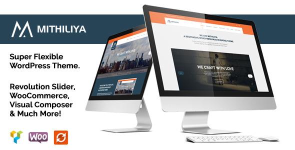 Mithiliya Preview Wordpress Theme - Rating, Reviews, Preview, Demo & Download