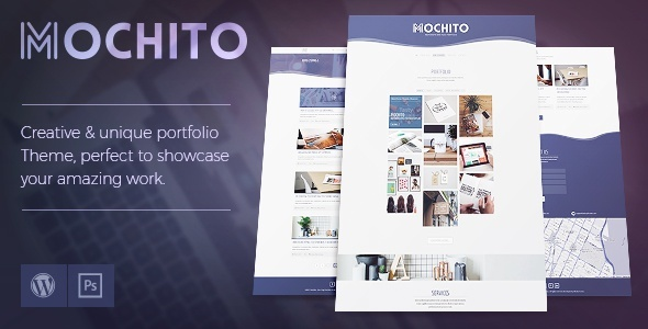 Mochito Preview Wordpress Theme - Rating, Reviews, Preview, Demo & Download