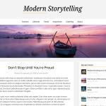 Modern Storytelling