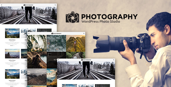 MT Photography Preview Wordpress Theme - Rating, Reviews, Preview, Demo & Download