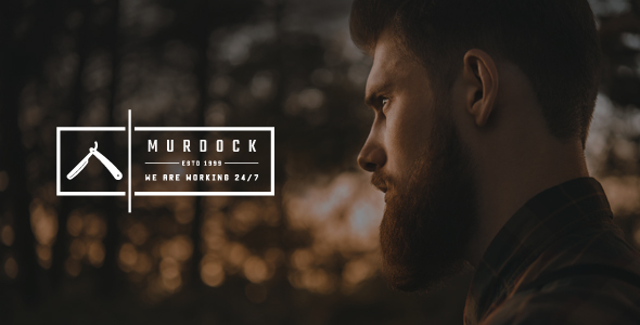 Murdock Preview Wordpress Theme - Rating, Reviews, Preview, Demo & Download