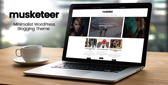 Musketeer Preview Wordpress Theme - Rating, Reviews, Preview, Demo & Download