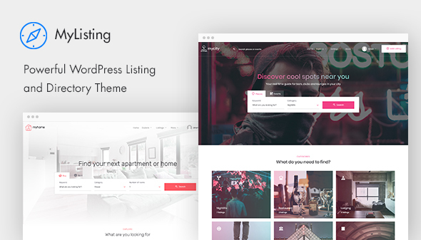 MyListing Preview Wordpress Theme - Rating, Reviews, Preview, Demo & Download