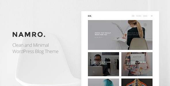 Namro Preview Wordpress Theme - Rating, Reviews, Preview, Demo & Download