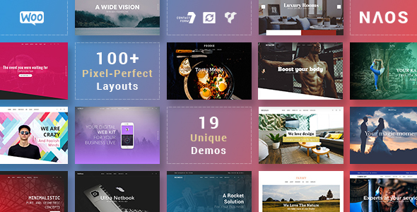 Naos Preview Wordpress Theme - Rating, Reviews, Preview, Demo & Download