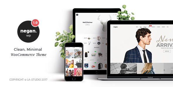 Negan Preview Wordpress Theme - Rating, Reviews, Preview, Demo & Download