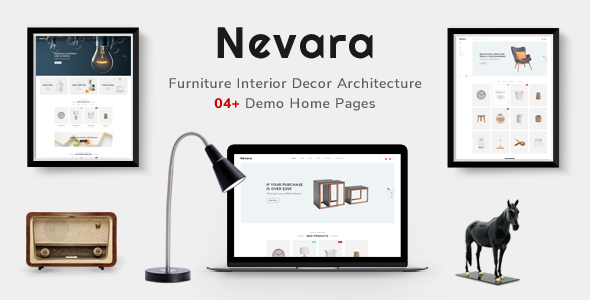 Nevara Preview Wordpress Theme - Rating, Reviews, Preview, Demo & Download