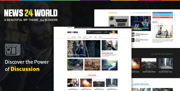 News24 Preview Wordpress Theme - Rating, Reviews, Preview, Demo & Download