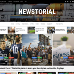Newstorial