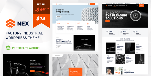 Nex Preview Wordpress Theme - Rating, Reviews, Preview, Demo & Download