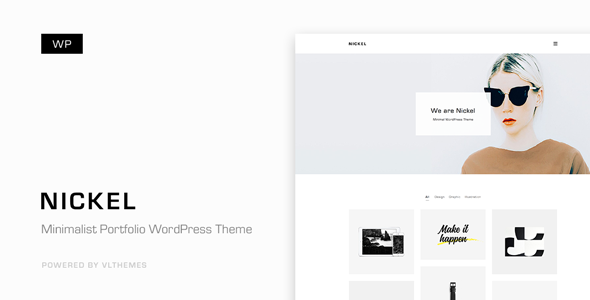 Nickel Preview Wordpress Theme - Rating, Reviews, Preview, Demo & Download
