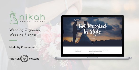 Nikah Preview Wordpress Theme - Rating, Reviews, Preview, Demo & Download