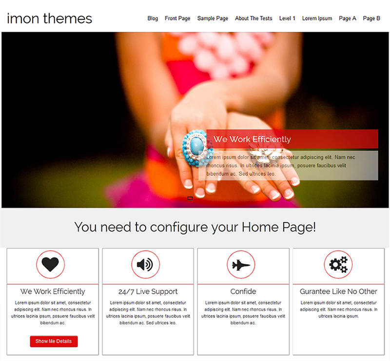 Nut Preview Wordpress Theme - Rating, Reviews, Preview, Demo & Download