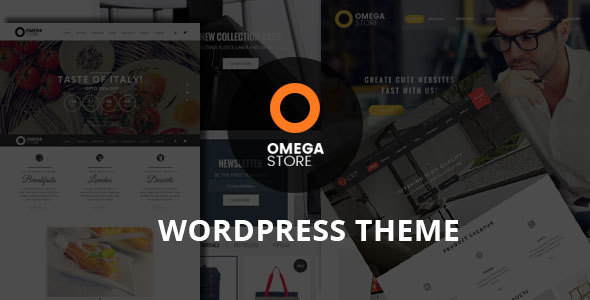 Omega Store Preview Wordpress Theme - Rating, Reviews, Preview, Demo & Download