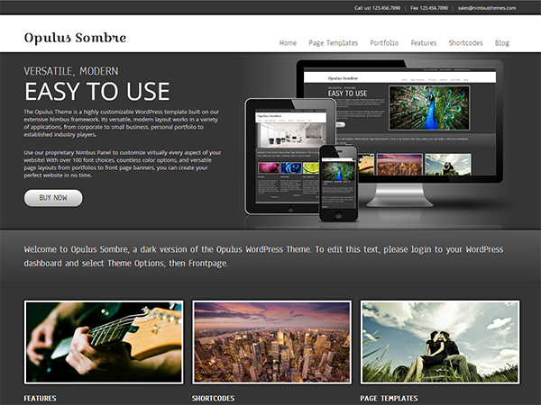 download top 10 frontpage templates free