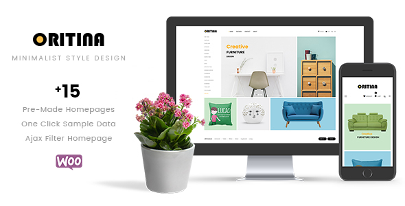 Oritina Preview Wordpress Theme - Rating, Reviews, Preview, Demo & Download