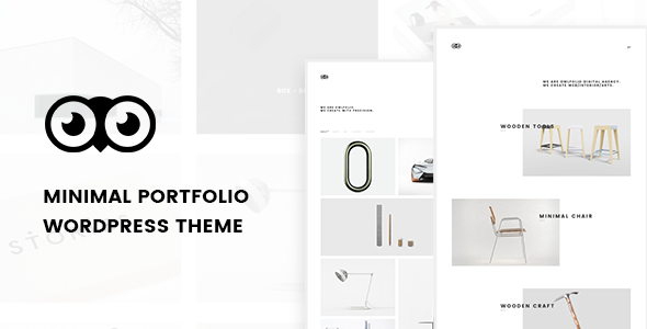 Owlfolio Preview Wordpress Theme - Rating, Reviews, Preview, Demo & Download