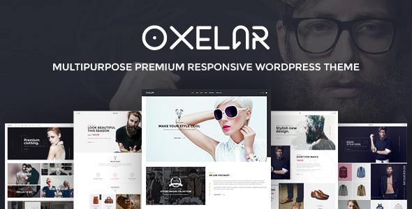 Oxelar Preview Wordpress Theme - Rating, Reviews, Preview, Demo & Download