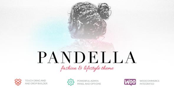 Pandella Preview Wordpress Theme - Rating, Reviews, Preview, Demo & Download