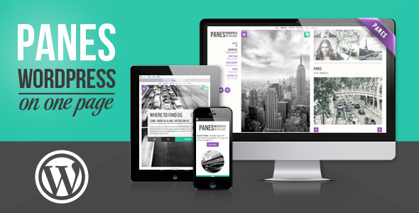 Panes Preview Wordpress Theme - Rating, Reviews, Preview, Demo & Download