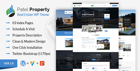 Patel Preview Wordpress Theme - Rating, Reviews, Preview, Demo & Download
