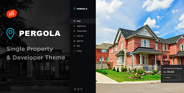 Pergola Preview Wordpress Theme - Rating, Reviews, Preview, Demo & Download