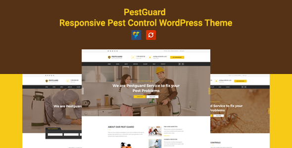 PestGuard Preview Wordpress Theme - Rating, Reviews, Preview, Demo & Download