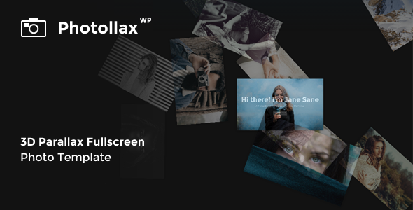 Photollax Preview Wordpress Theme - Rating, Reviews, Preview, Demo & Download