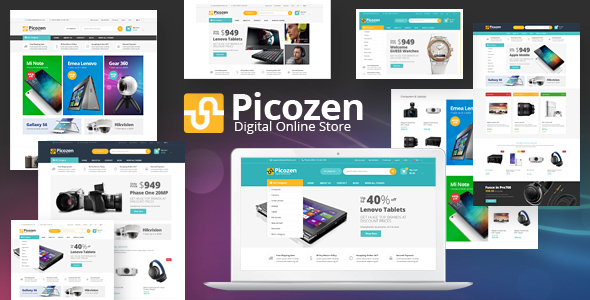Picozen Preview Wordpress Theme - Rating, Reviews, Preview, Demo & Download