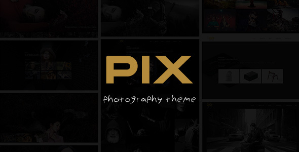 Pix Preview Wordpress Theme - Rating, Reviews, Preview, Demo & Download