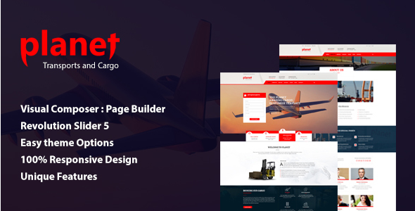 Planet Preview Wordpress Theme - Rating, Reviews, Preview, Demo & Download
