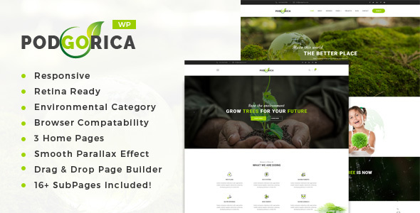 Podgorica Preview Wordpress Theme - Rating, Reviews, Preview, Demo & Download
