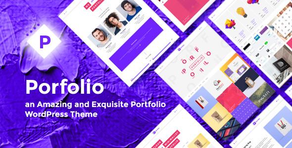 Porfolio Preview Wordpress Theme - Rating, Reviews, Preview, Demo & Download