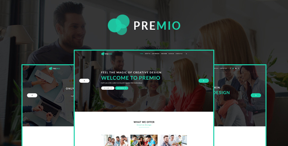 Premio Preview Wordpress Theme - Rating, Reviews, Preview, Demo & Download