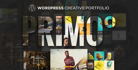 Primo Preview Wordpress Theme - Rating, Reviews, Preview, Demo & Download