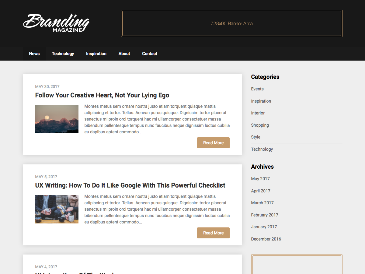 Publishable Mag Preview Wordpress Theme - Rating, Reviews, Preview, Demo & Download