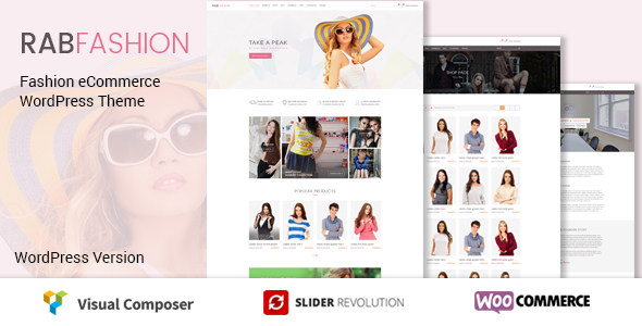 RAB Preview Wordpress Theme - Rating, Reviews, Preview, Demo & Download
