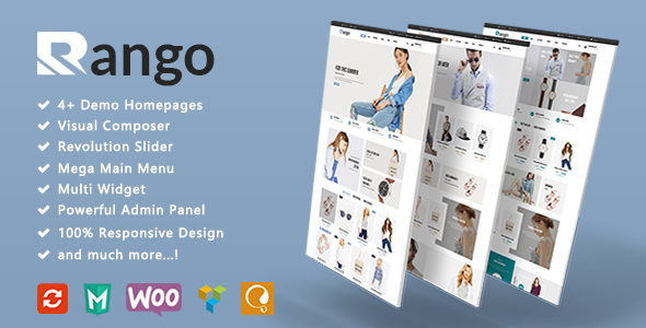 Rango Preview Wordpress Theme - Rating, Reviews, Preview, Demo & Download