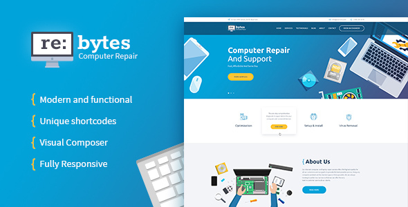 Re Preview Wordpress Theme - Rating, Reviews, Preview, Demo & Download