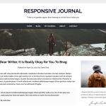 Responsive Journal