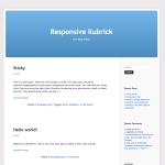 Responsive Kubrick